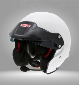 Casco Simpson Rally Composite Plus