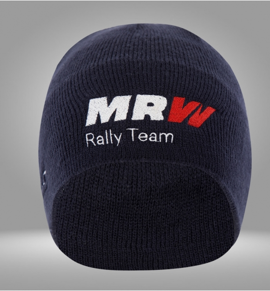 Gorro lana MRW Rally Team 2018