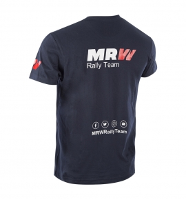 Camiseta Oficial MRW Rally Team 2018
