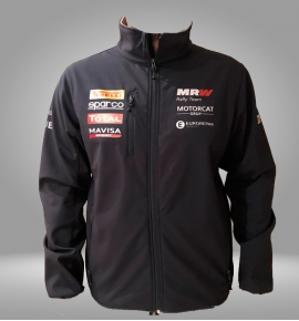 Chaqueta oficial MRW Rally Team 2019