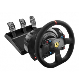Volante y Pedales Thrustmaster T300 Ferrari Edition  (PC / PS3 / PS4)